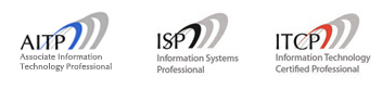 ISP ITCP AITP Logos